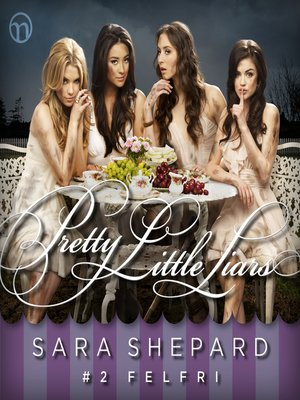 cover image of Pretty Little Liars #2