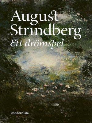 cover image of Ett drömspel