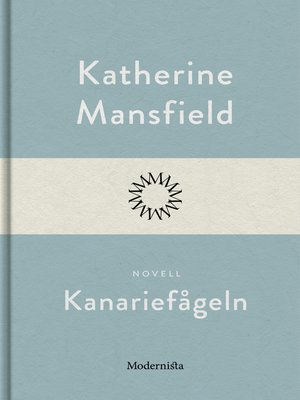 cover image of Kanariefågeln