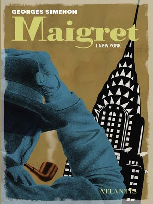 cover image of Maigret i New York