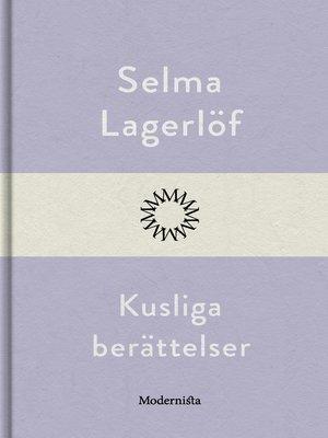 cover image of Kusliga berättelser