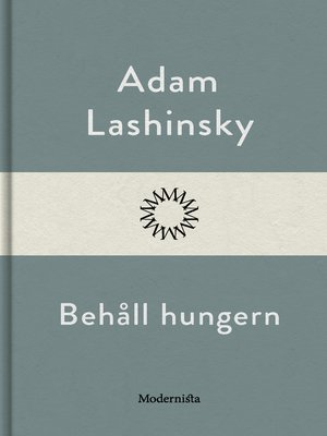 cover image of Behåll hungern