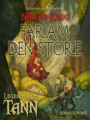 cover image of Legenden om Tann 8--Faram den store