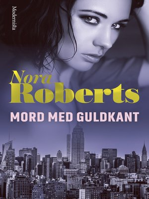 cover image of Mord med guldkant (In Death, del 2)