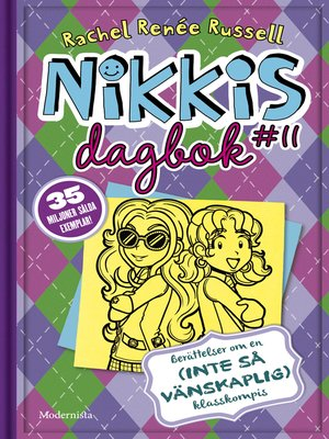 cover image of Nikkis dagbok #11