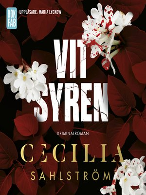 cover image of Vit syren