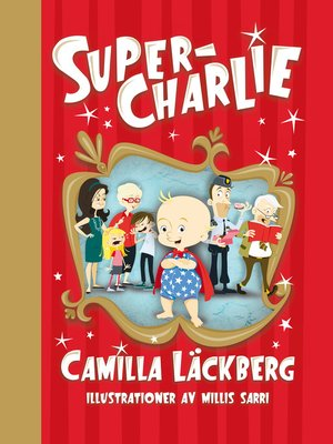 cover image of Super-Charlie