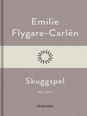 cover image of Skuggspel (Del ett)