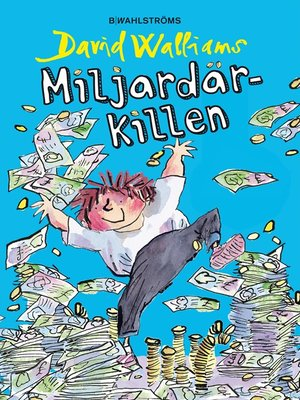 cover image of Miljardärkillen