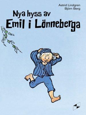 cover image of Nya hyss av Emil i Lönneberga