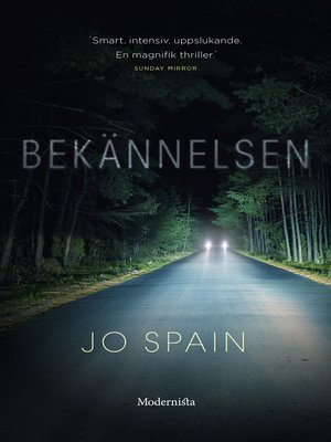 cover image of Bekännelsen