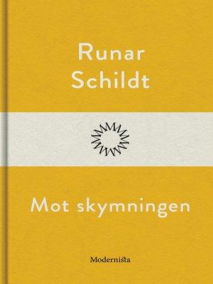 cover image of Mot skymningen