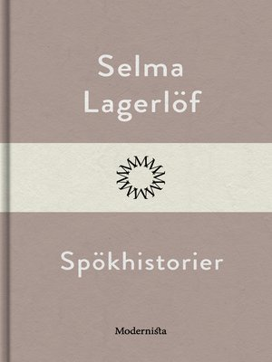 cover image of Spökhistorier