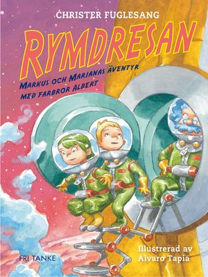 cover image of Rymdresan