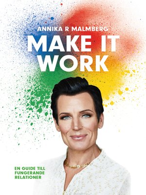 cover image of Make it work