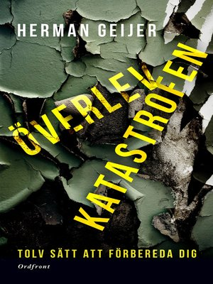 cover image of Överlev katastrofen