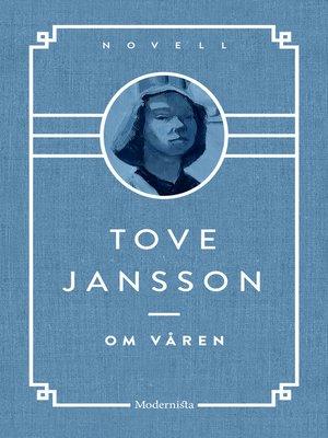 cover image of Om våren