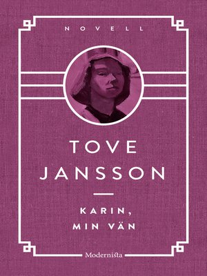 cover image of Karin, min vän