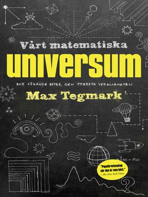 cover image of Vårt matematiska universum