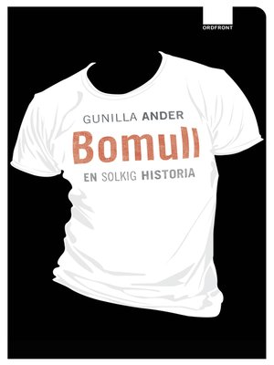 cover image of Bomull