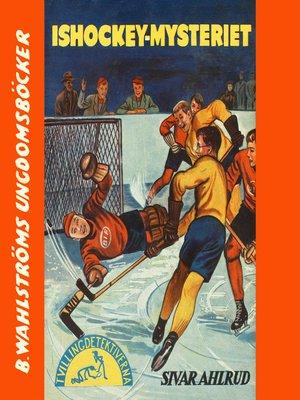 cover image of Tvillingdetektiverna 7--Ishockey-mysteriet