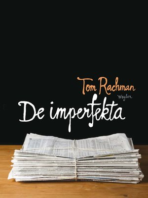 cover image of De imperfekta