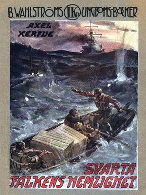 cover image of Svarta Falkens hemlighet