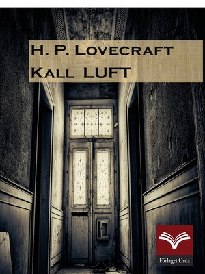 cover image of Kall Luft