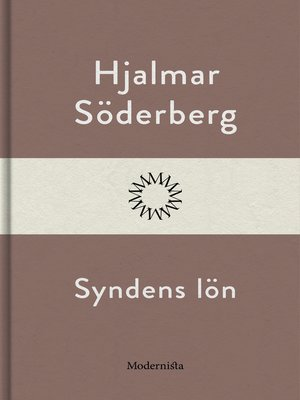 cover image of Syndens lön