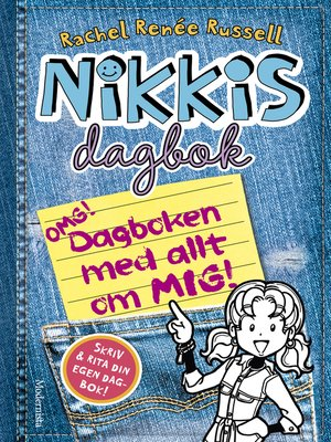 cover image of Nikkis dagbok