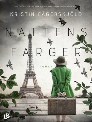 cover image of Nattens färger
