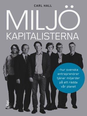 cover image of Miljökapitalisterna