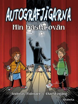 cover image of Autografjägarna