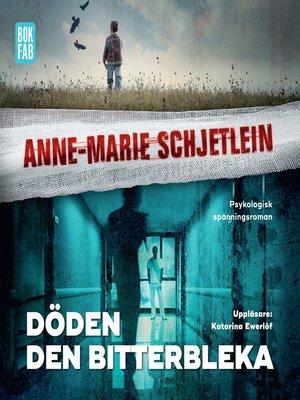 cover image of Döden den bitterbleka