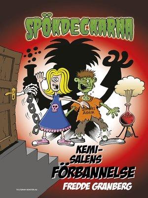 cover image of Spökdeckarna – Kemisalens förbannelse