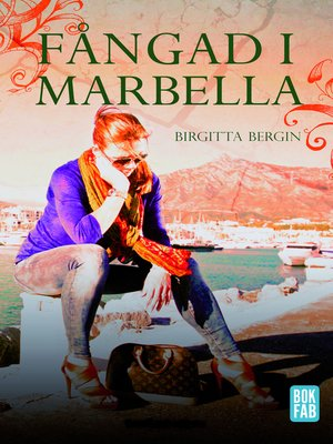 cover image of Fångad i Marbella