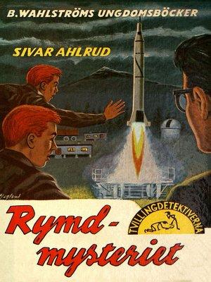 cover image of Tvillingdetektiverna 21--Rymd-mysteriet