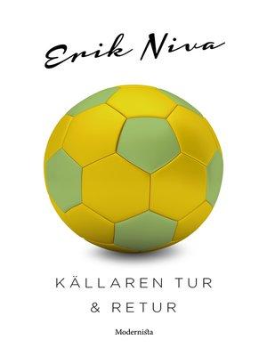 cover image of Källaren tur och retur