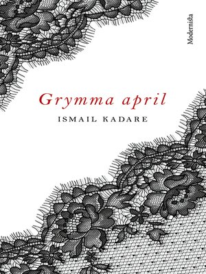 cover image of Grymma april