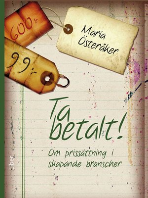 cover image of Ta betalt!