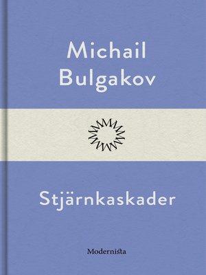 cover image of Stjärnkaskader