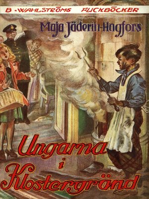 cover image of Ungarna i Klostergränd