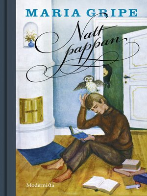 cover image of Nattpappan
