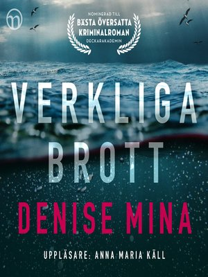 cover image of Verkliga brott