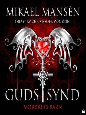 cover image of Guds synd