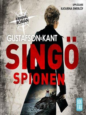 cover image of Singöspionen