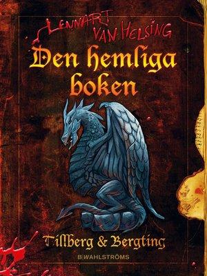 cover image of Den hemliga boken