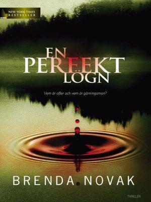 cover image of En perfekt lögn