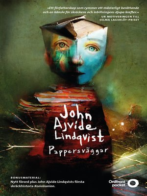 cover image of Pappersväggar