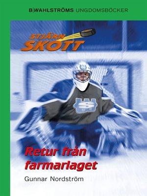 cover image of Stjärnskott 9--Retur från farmarlaget